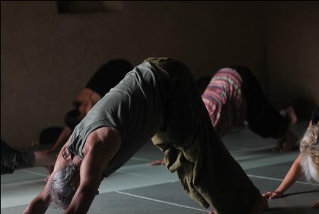 stage yoga ardèche nature méditation